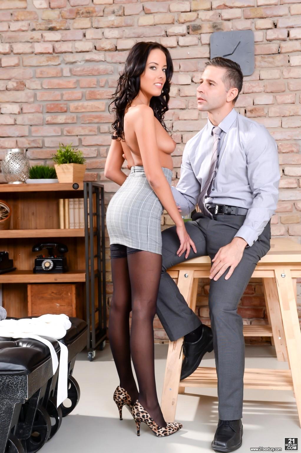 Babe Today 21 Sextury Lexi Layo Toby Sexy Stockings -9563