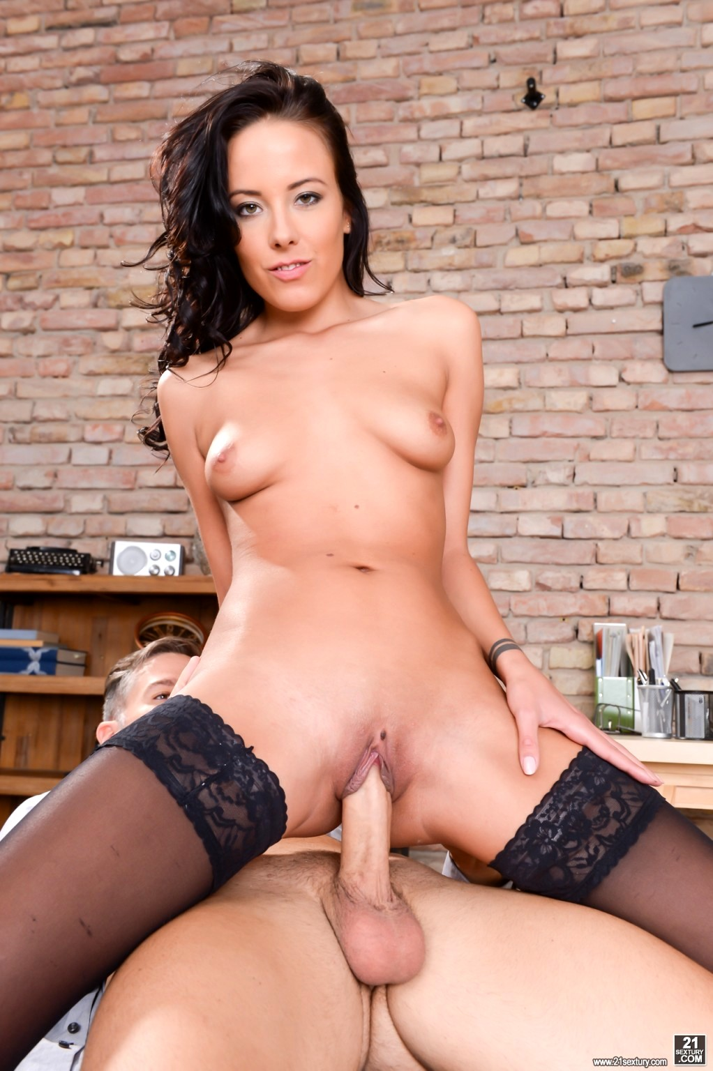 Babe Today 21 Sextury Lexi Layo Toby Sexy Stockings -2313
