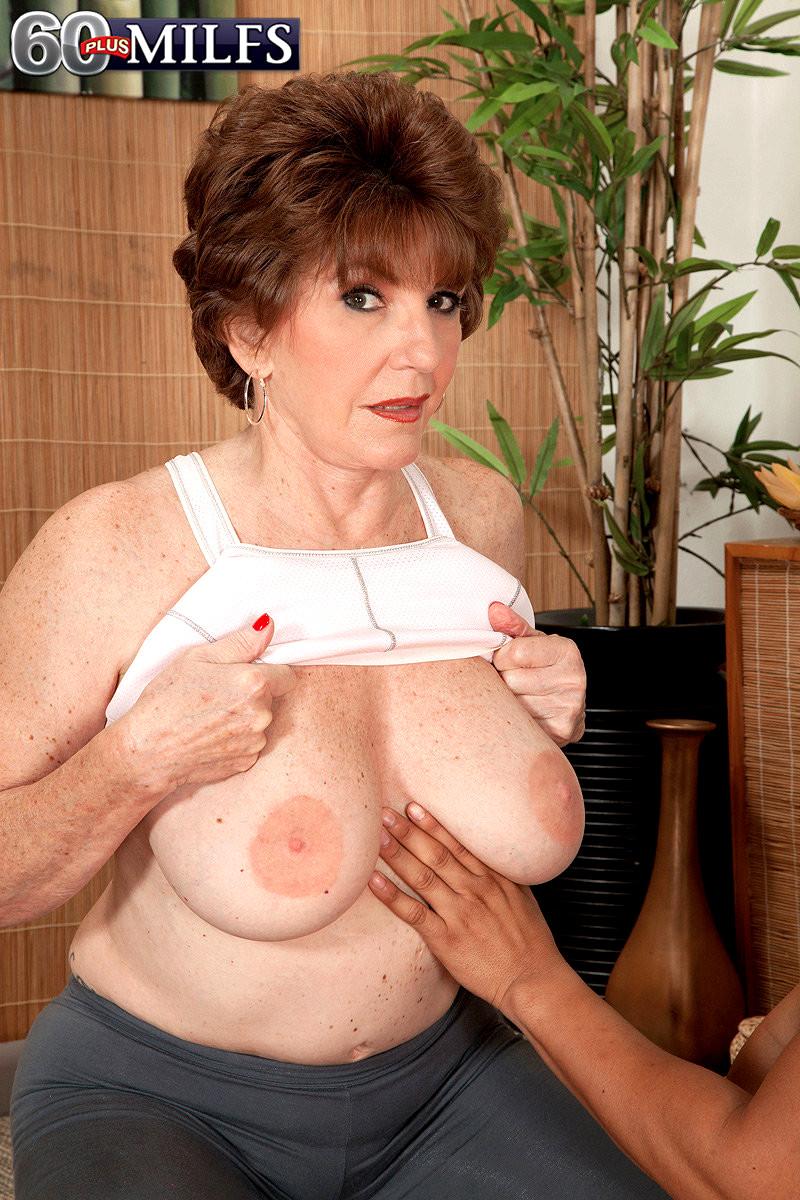 70 plus vid Mature nude