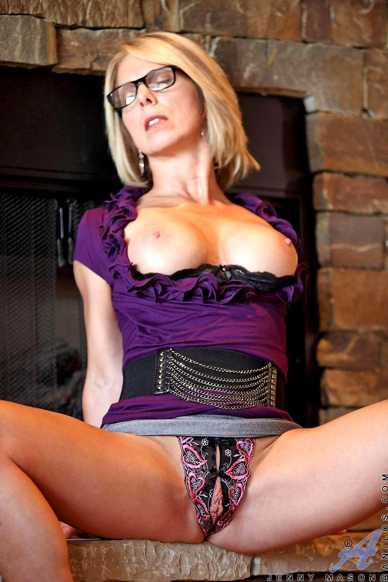 Babe Today Anilos Jenny Mason Elegant Hot Mature Body -9823