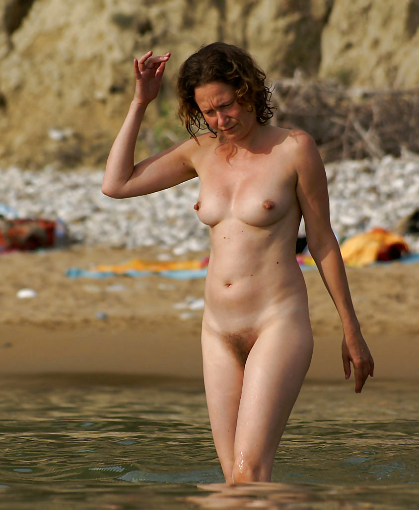 Babe Today Beach Hunters Beachhunters Model Watch Nudism -4330