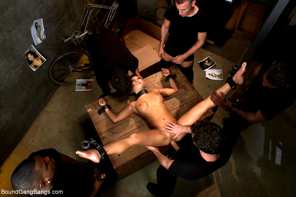 Bdsm group sex — pic 12