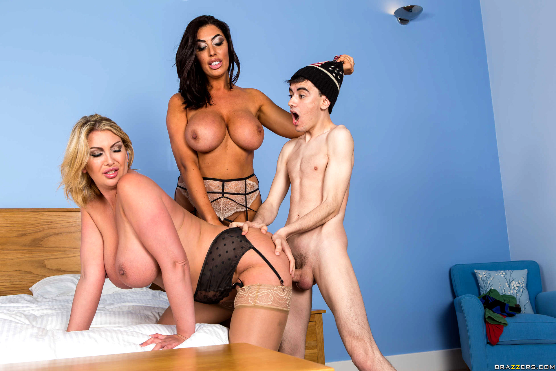 Free mature young brazzers — pic 2