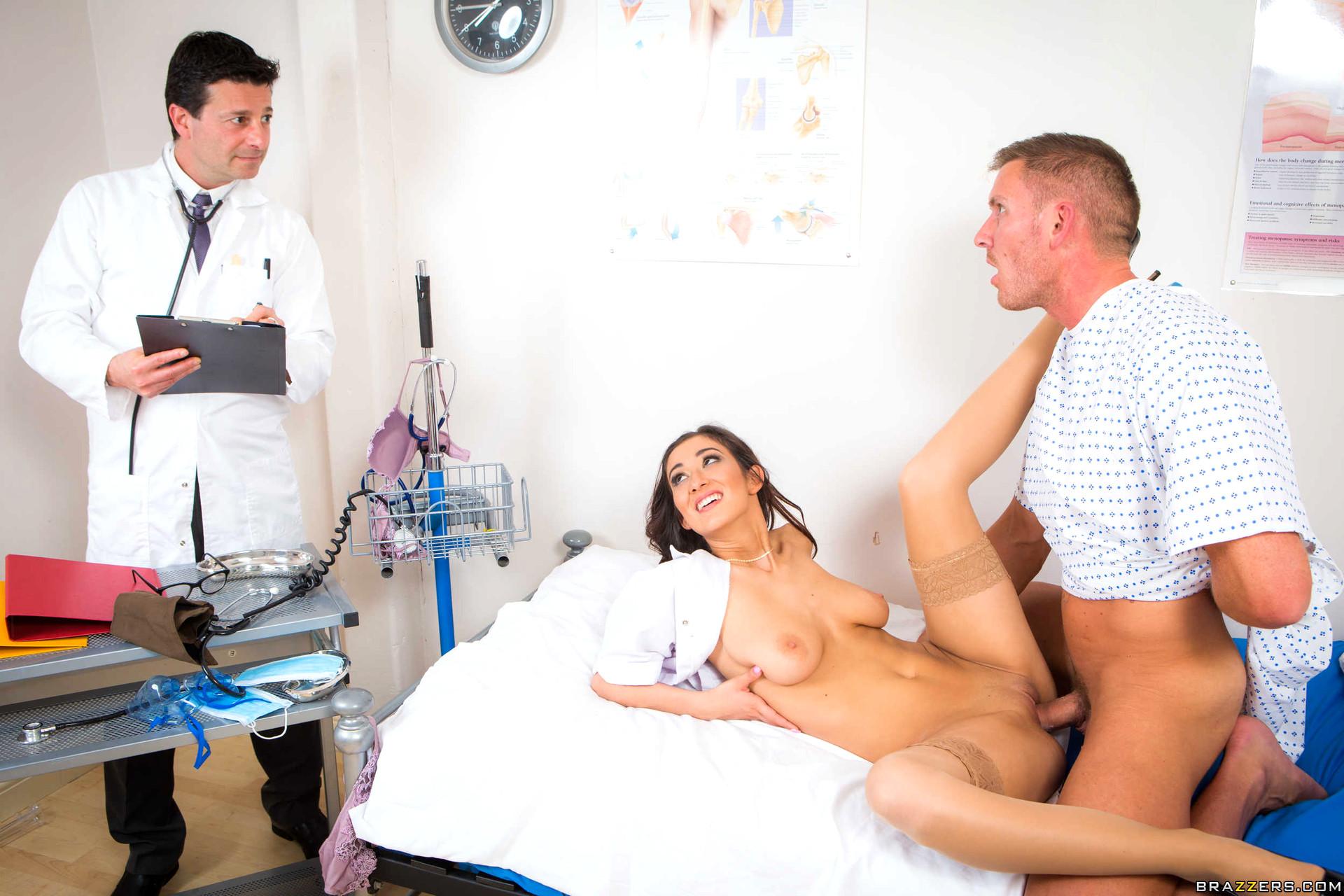Видео порно секс с пациенткой — 6