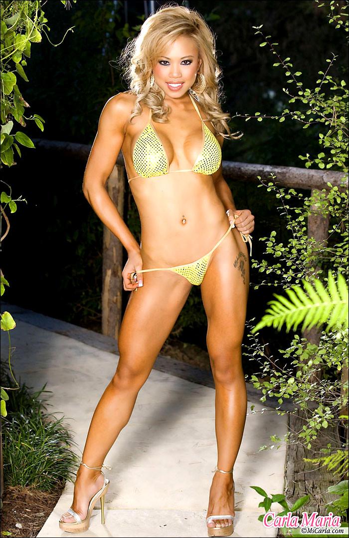 Superstar Maria Carla Bonacci Nude Model Images