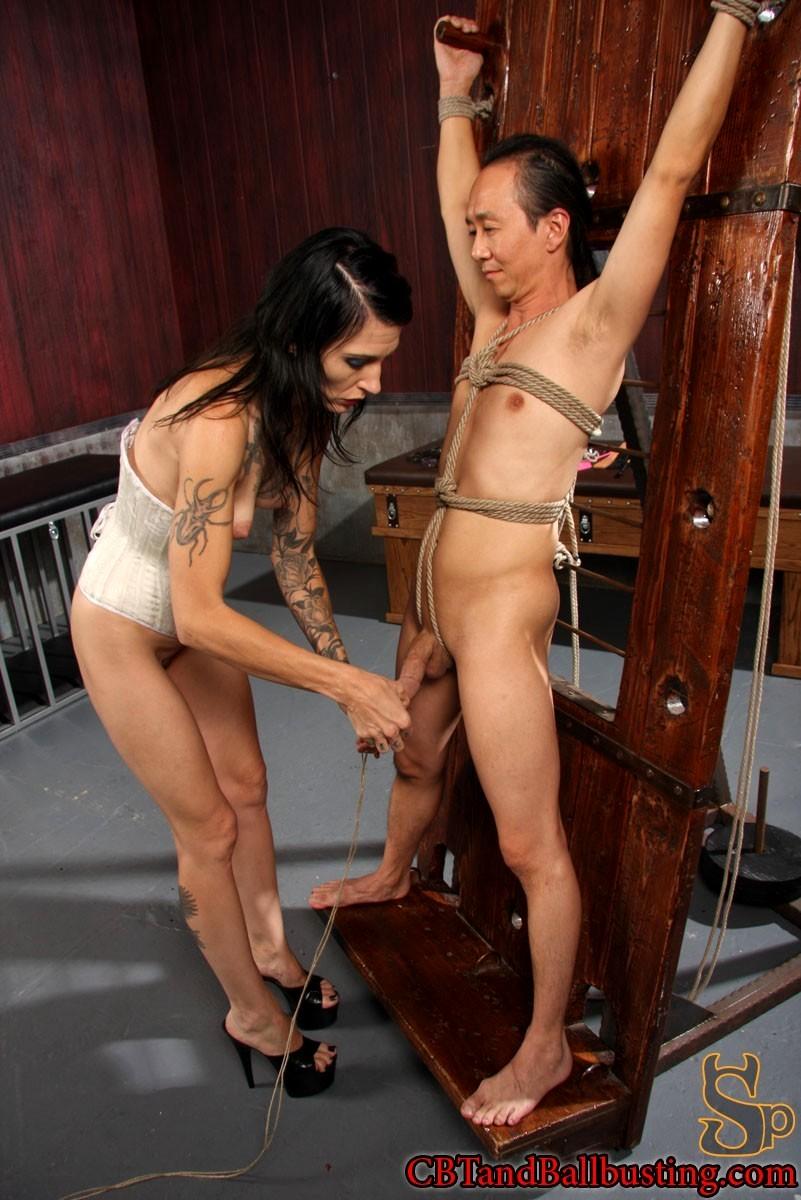 Naked girls giving massage