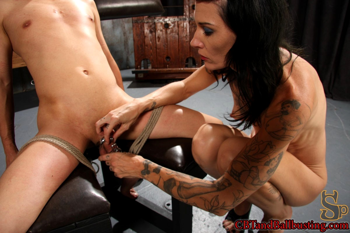 Babe Today Cbt Og Ball Busting Simone Kross Awesome-2307