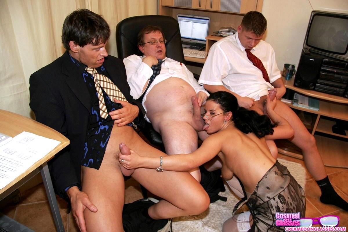 Секс по по работе