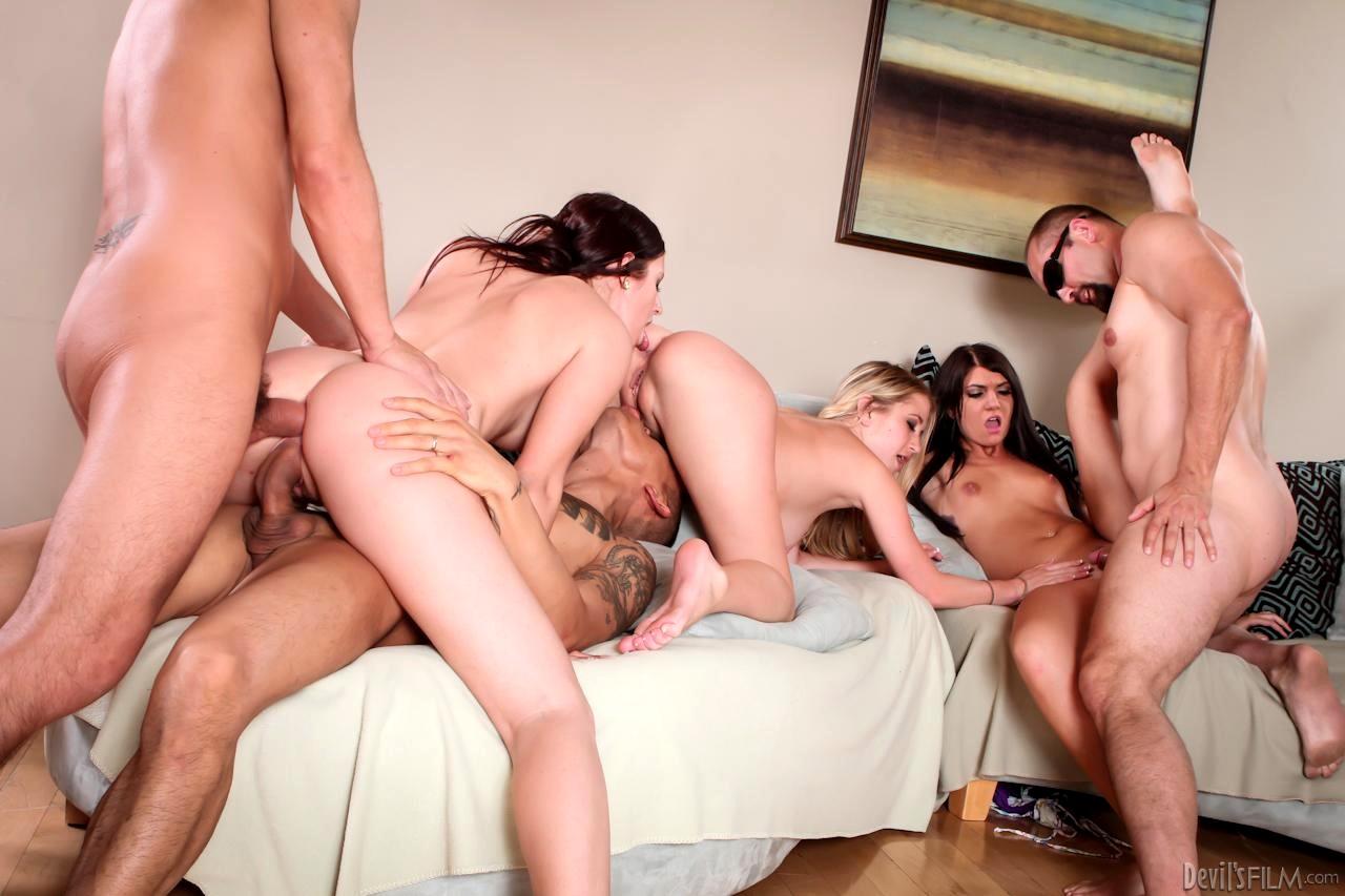 Мечта о групповухе порно, хорошее русская лесби порно