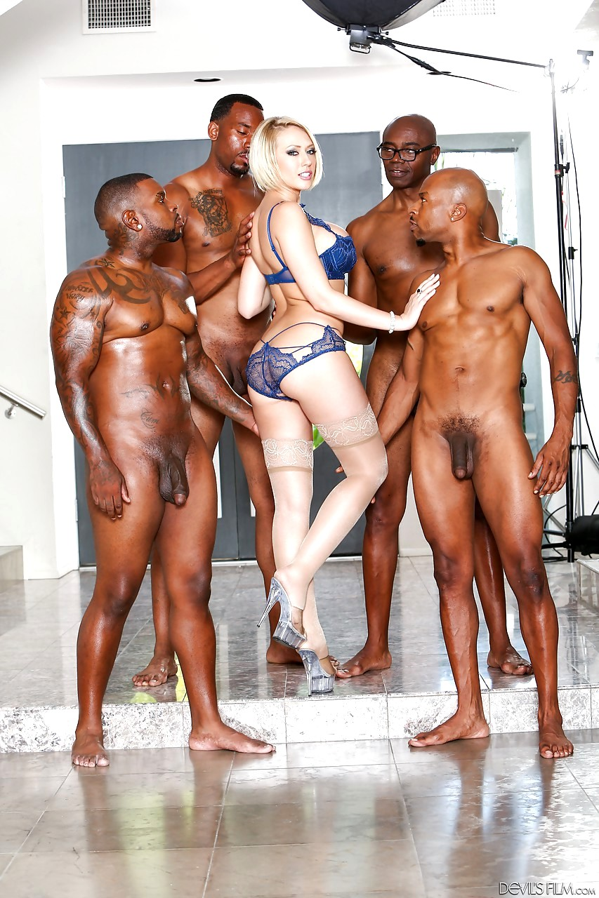 Jackie moore gang bang with double penetration 5