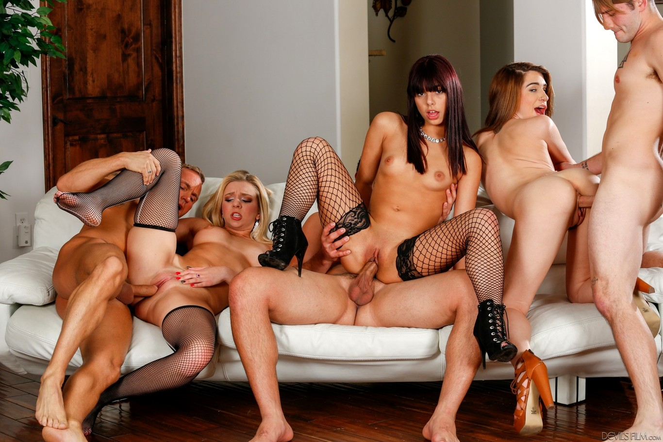 Buckhannon group sex — 1