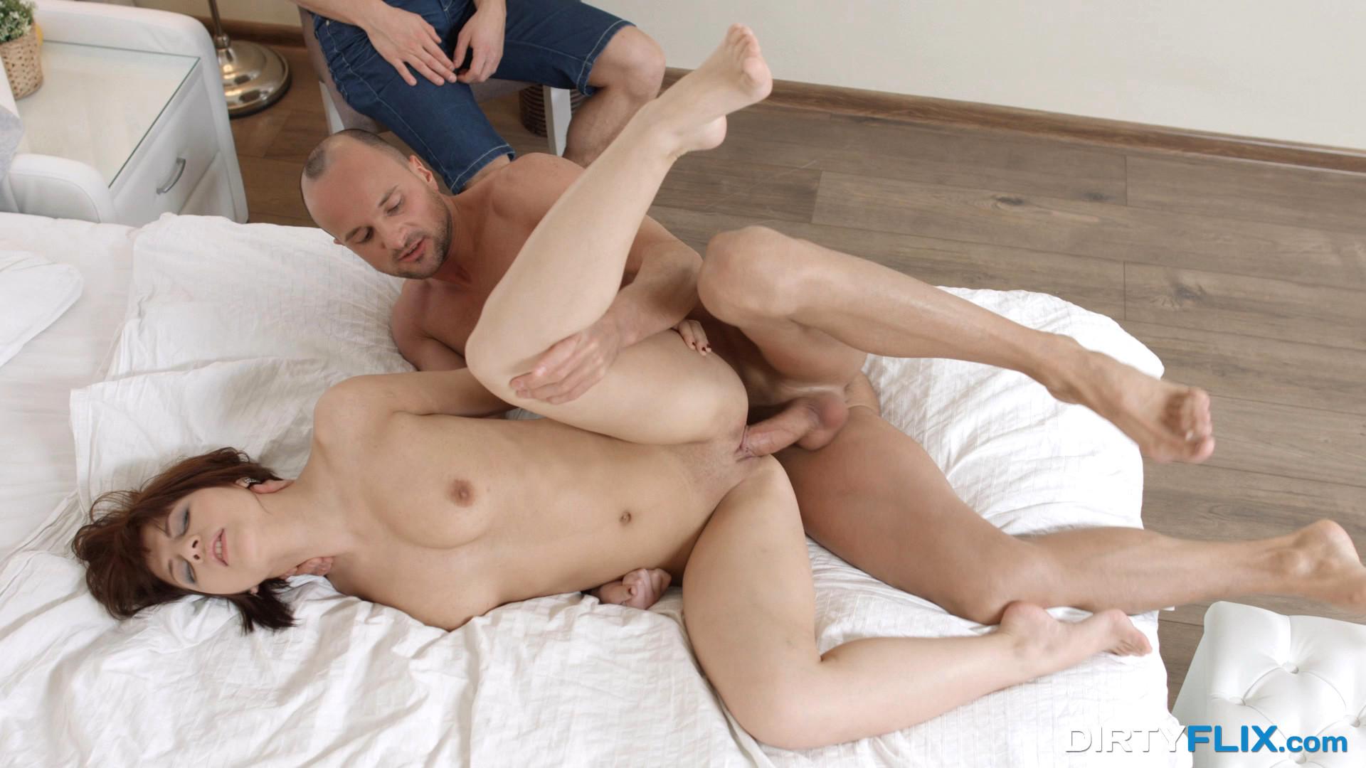 Flix porn video, blowjob for your husband