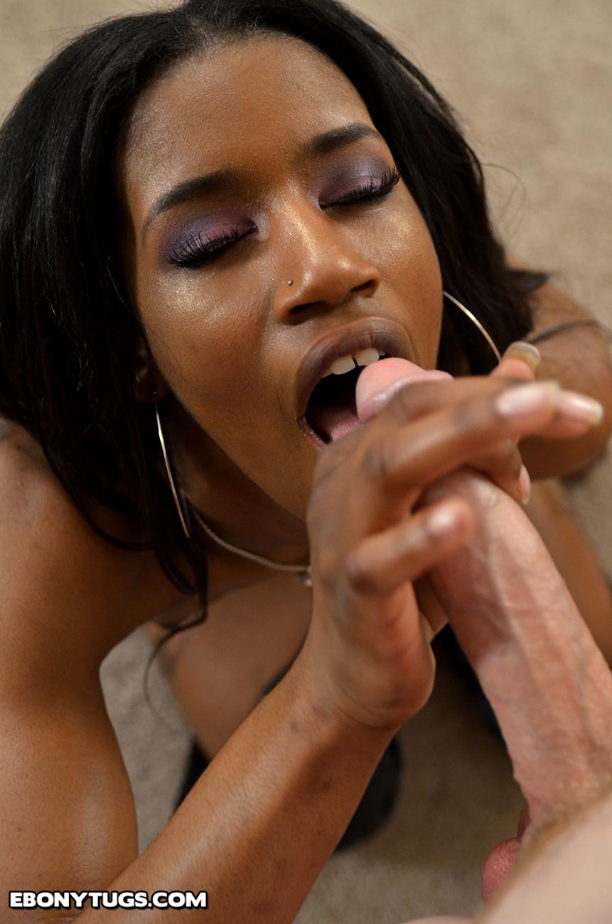 Rhoda Photo Black Hot Handjob Ebony Picture Chick Interracial Bed