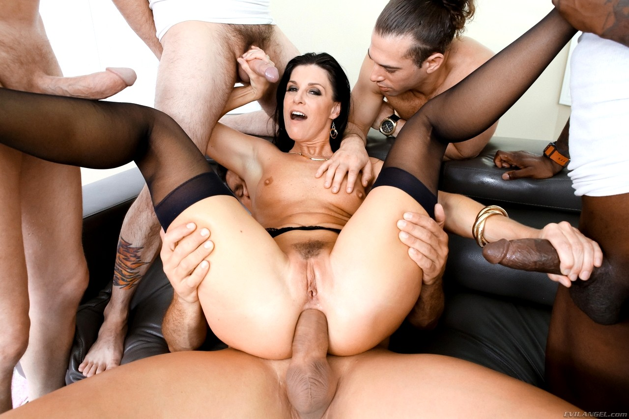 Babe Today Evil Angel India Summer Mark Wood Tommy Pistol -7502