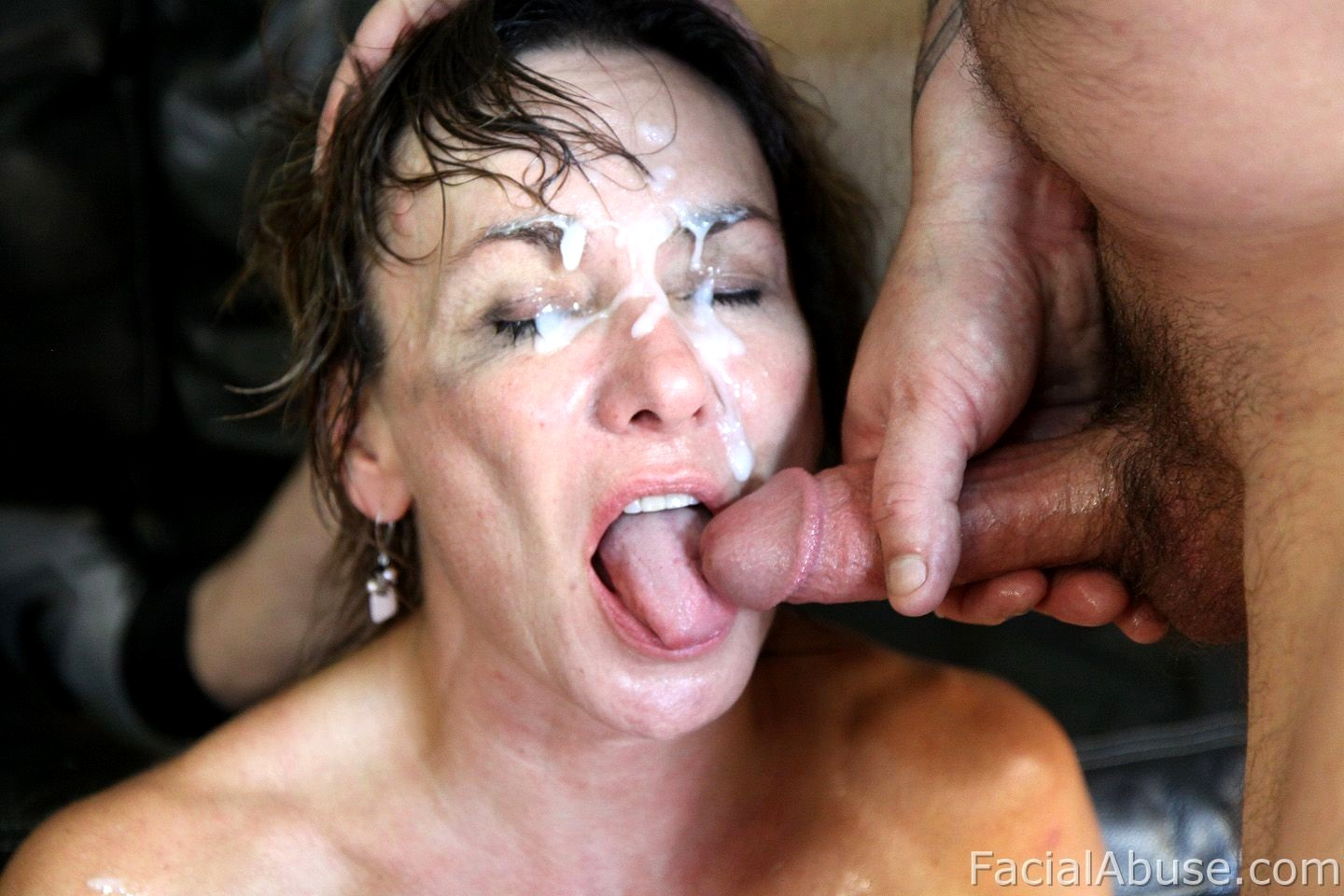 Deepest deep throat swallows ever-2160