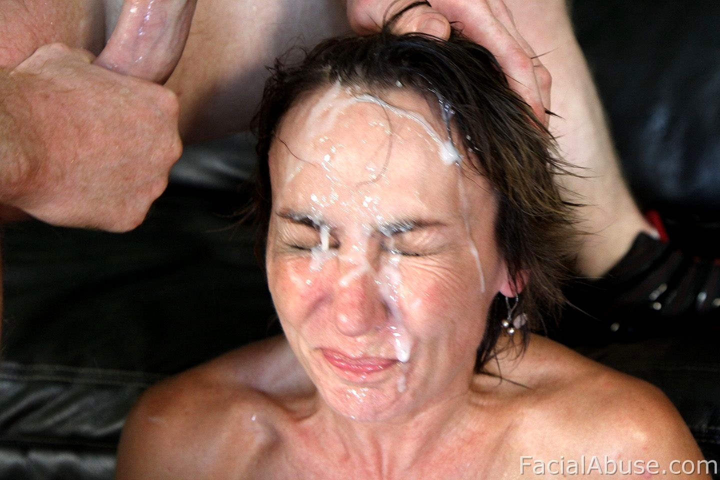 Babe Today Facial Abuse Lillian Tesh Adorable Cumshots -8573