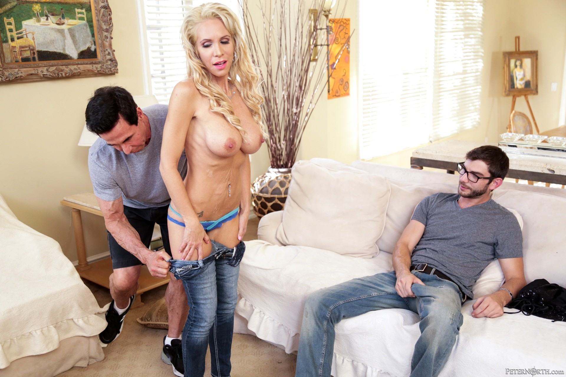 The cuckold tube hd her red