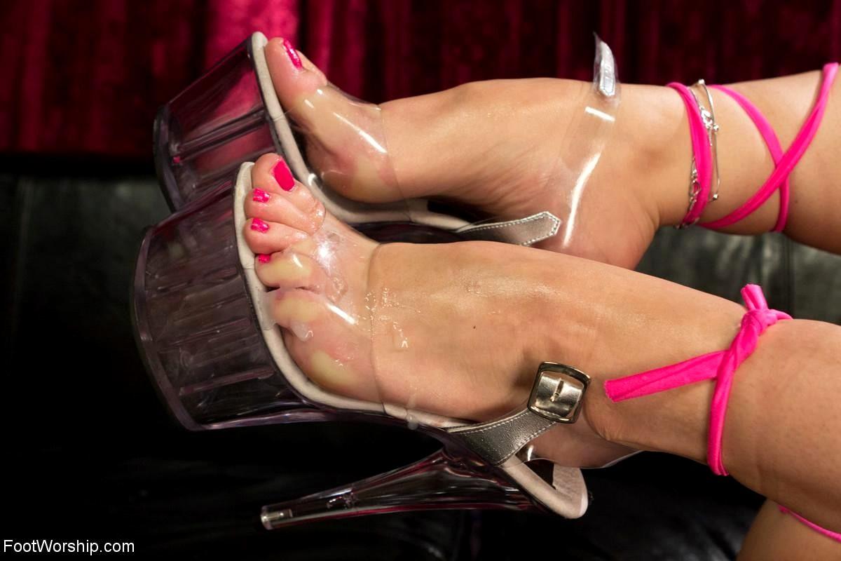 Babe Today Foot Worship Sarah Vandella Ryan Driller Horny -8222