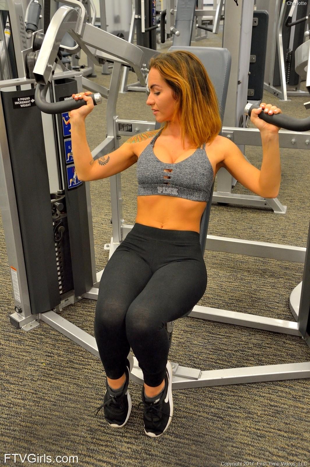 Babe Today Ftv Girls Charlotte Ftv Sexist Fitness
