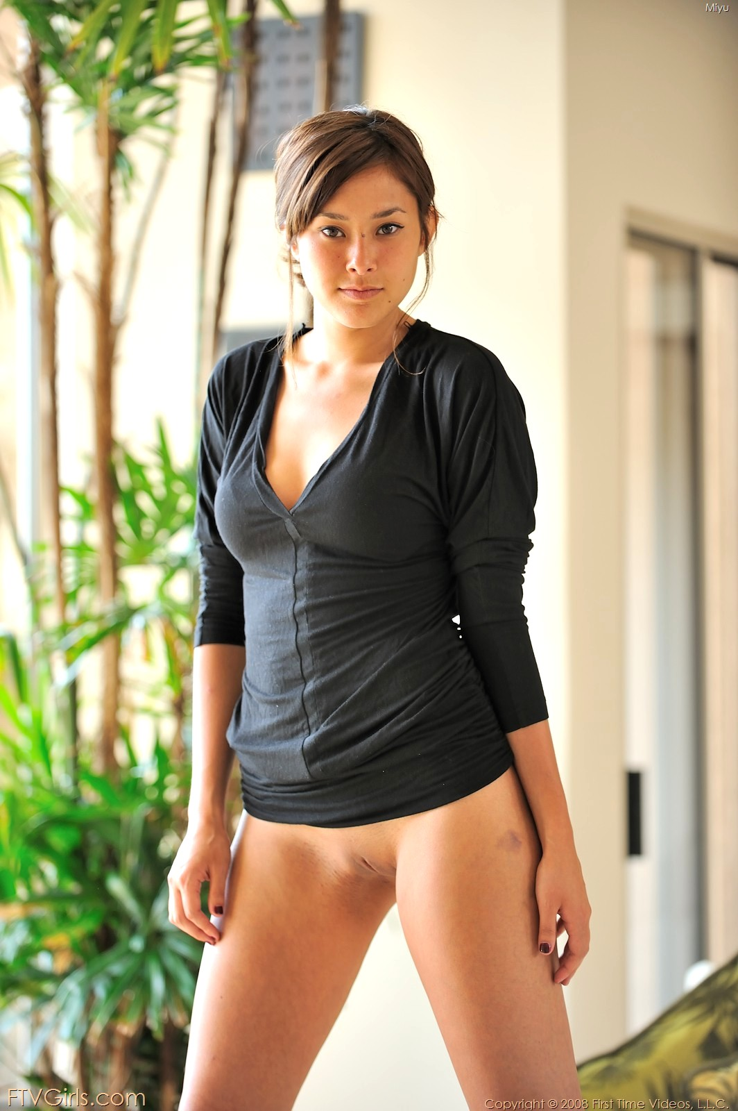young korean girl topless