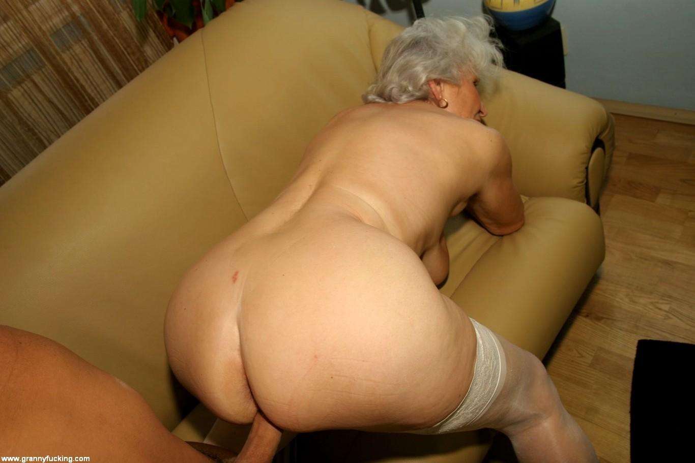 Сексе в безумные старушки