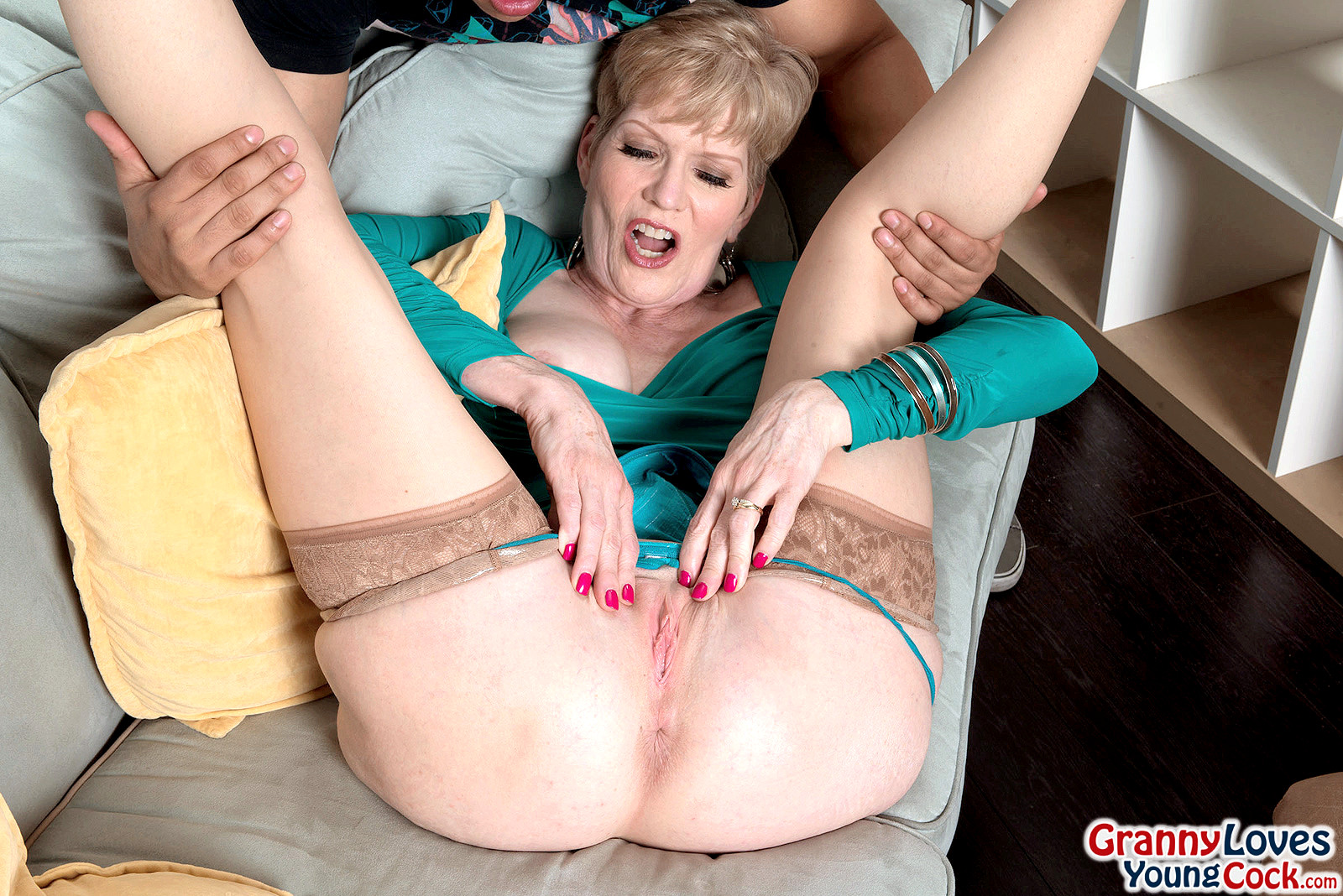 Babe Today Granny Loves Young Cock Sindee Dix Magical -8646