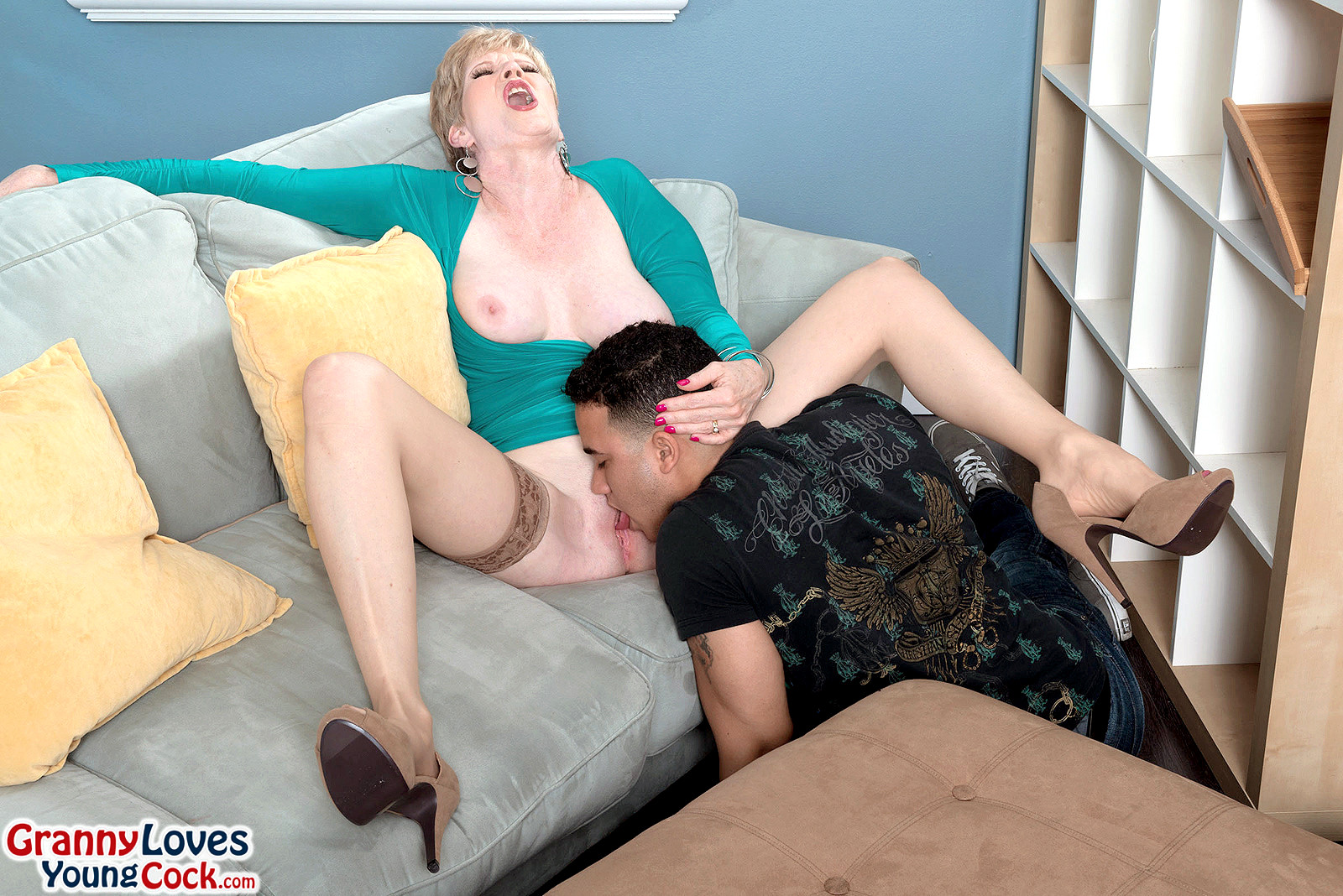 Babe Today Granny Loves Young Cock Sindee Dix Magical -3373