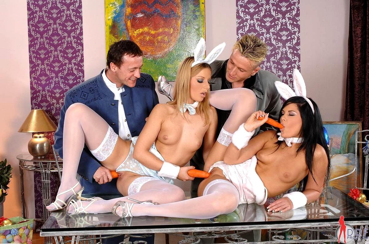 ххх порно зайцев нет
