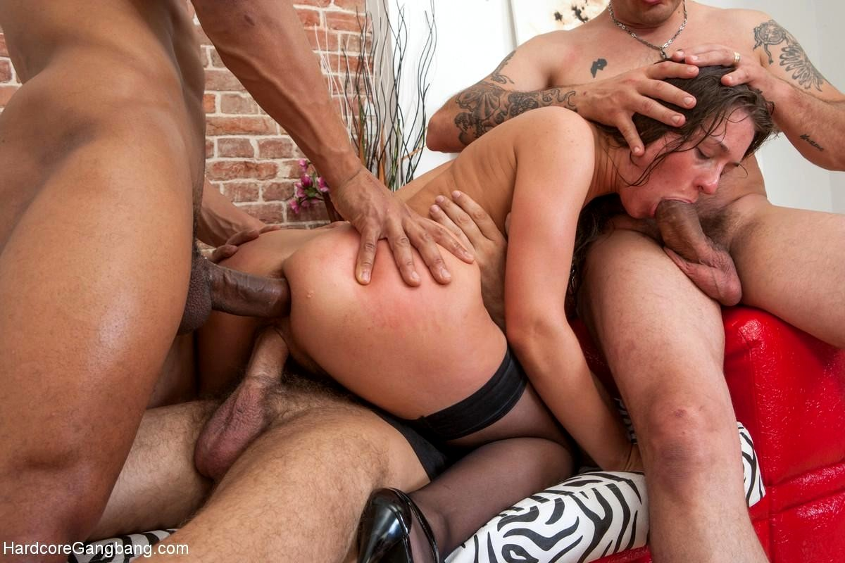 Pantyhose gangbang wife apologise