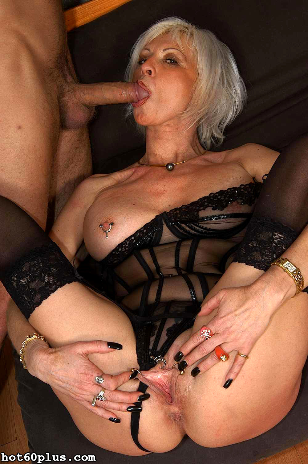 Mature french sex 1