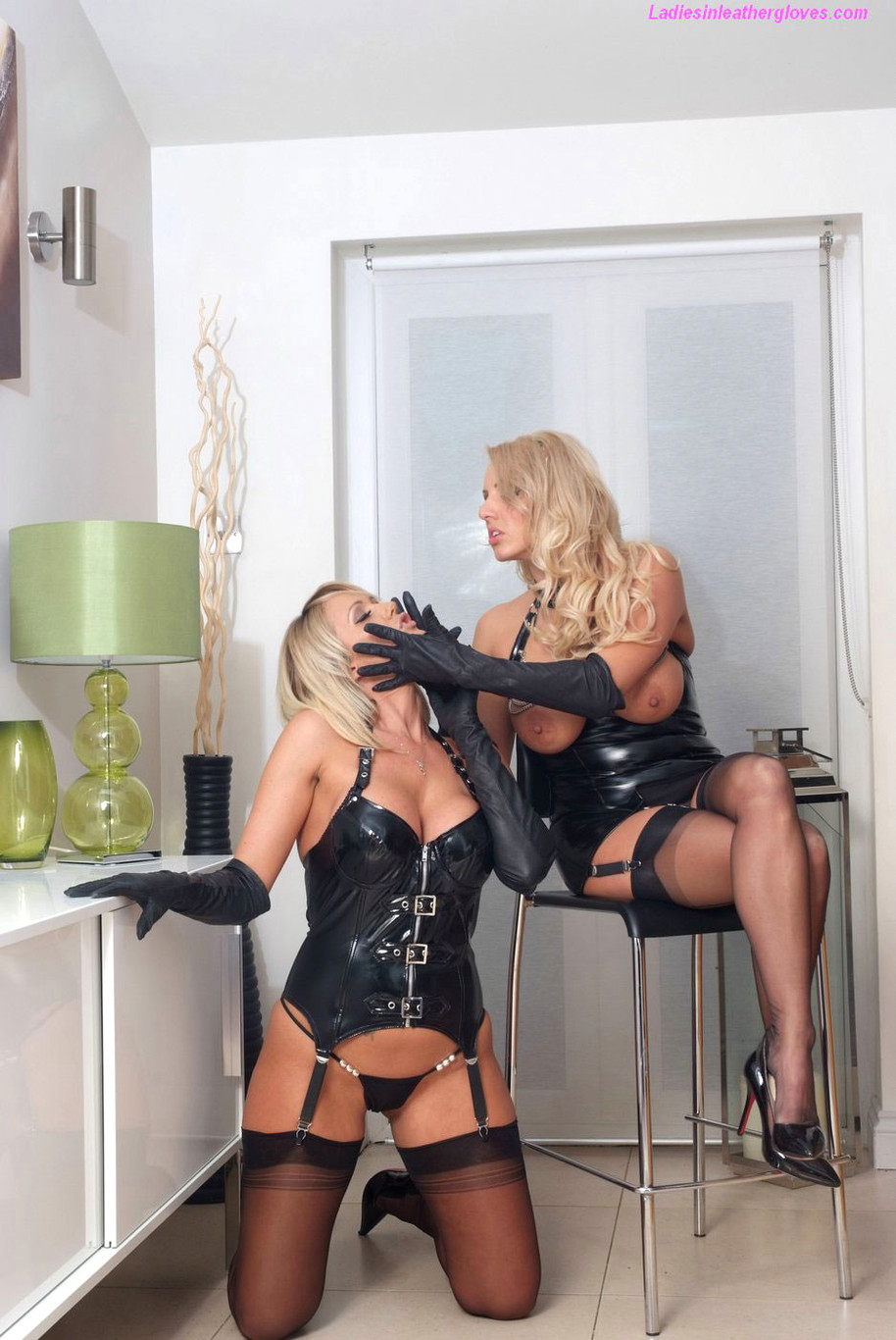 Dannii Harwood Lucy Zara Complete babe today ladies in leather gloves lucy zara dannii harwood