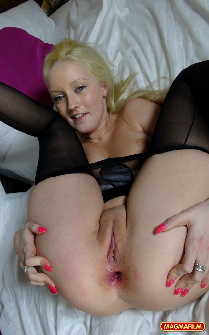 Bella Blond Porn