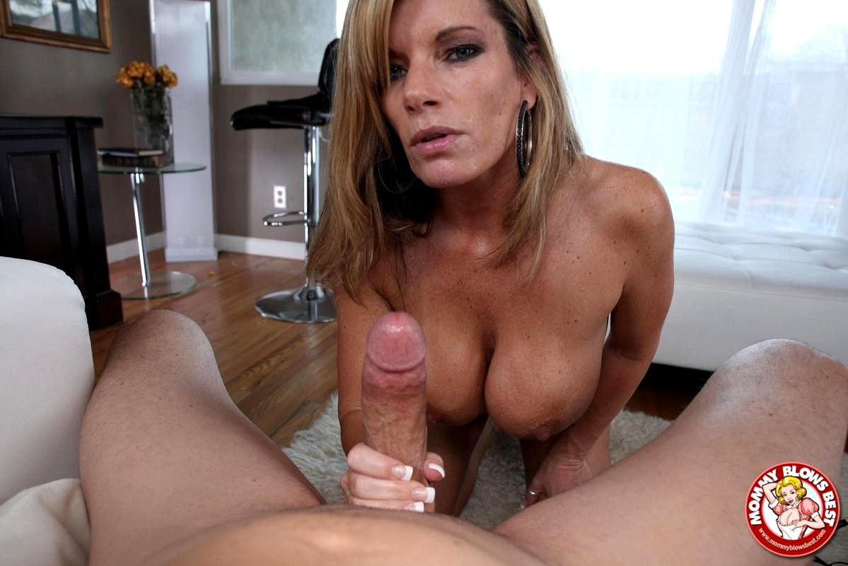 Babe Today Mommy Blows Best Kristal Summers Delicious Oral -7590