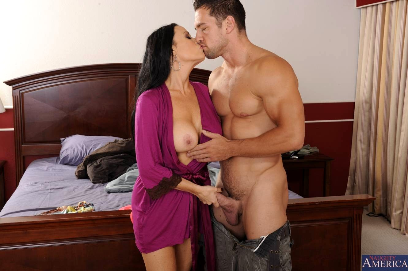 Cuckold wife and bull-4358
