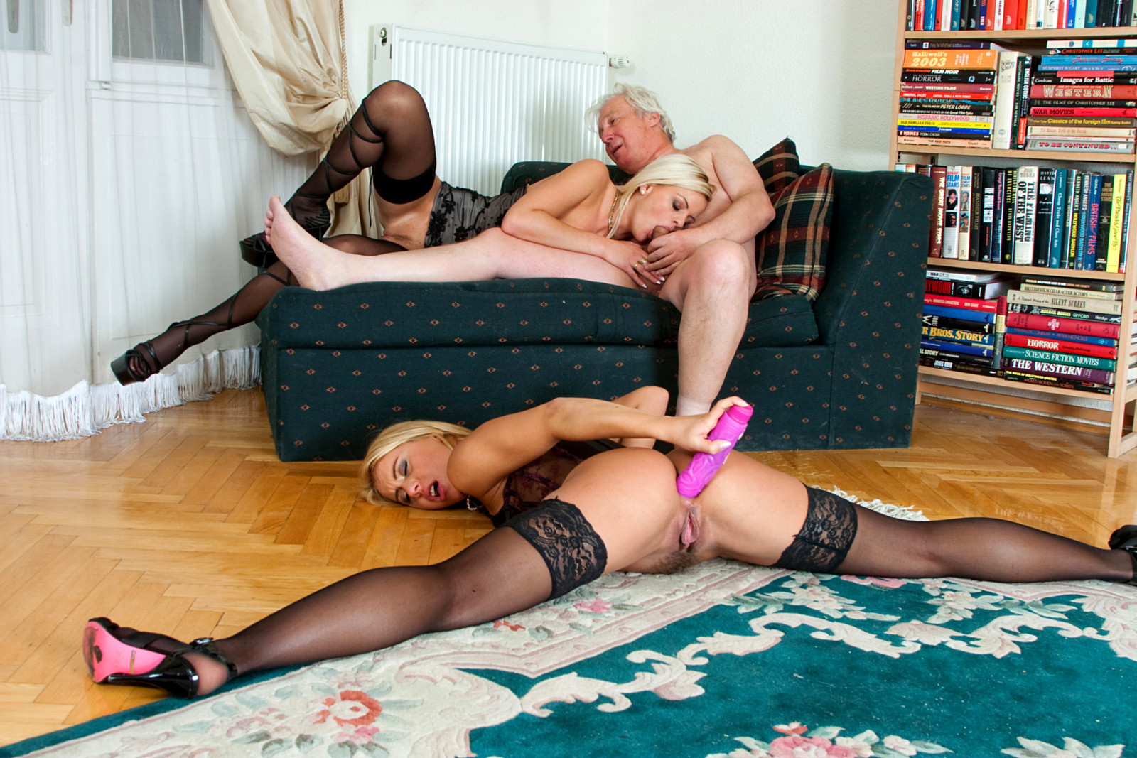Развратные пенсионерки секс фото