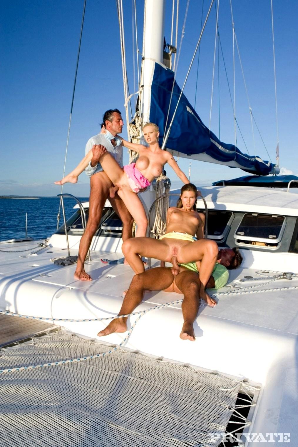 госпожа на яхте - 6