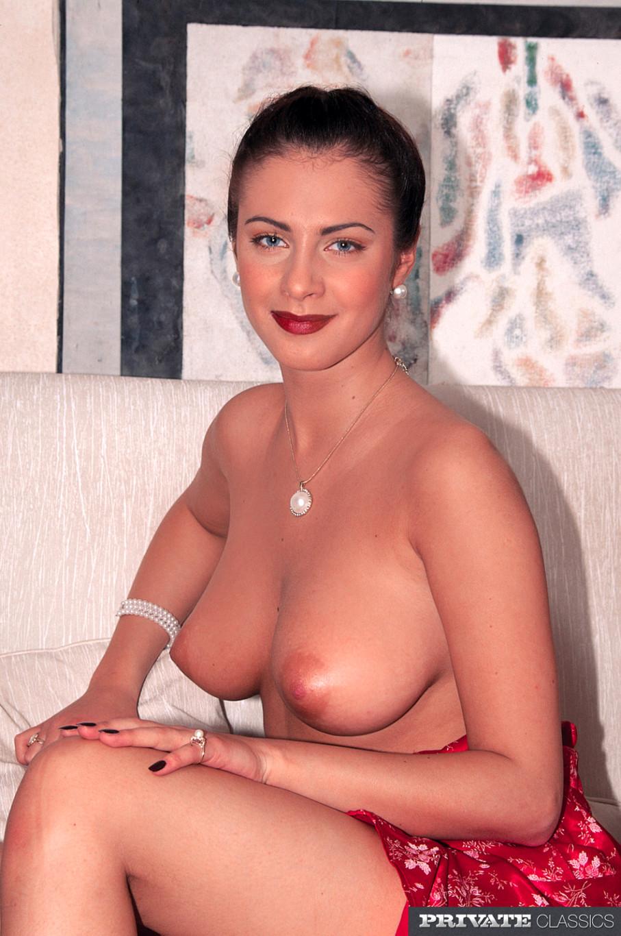 Babe Today Private Classics Cecile Breccia Enhanced Big -7756