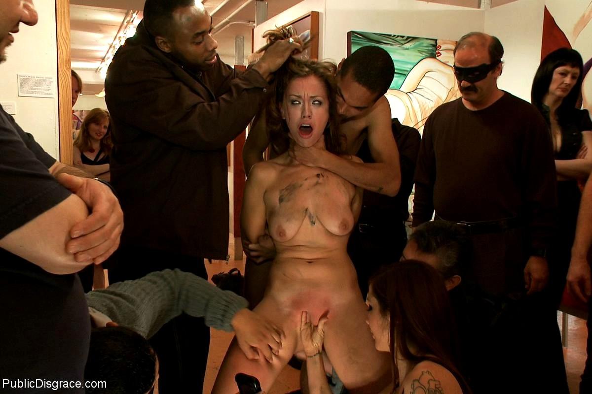 Vk Porno Disgrace