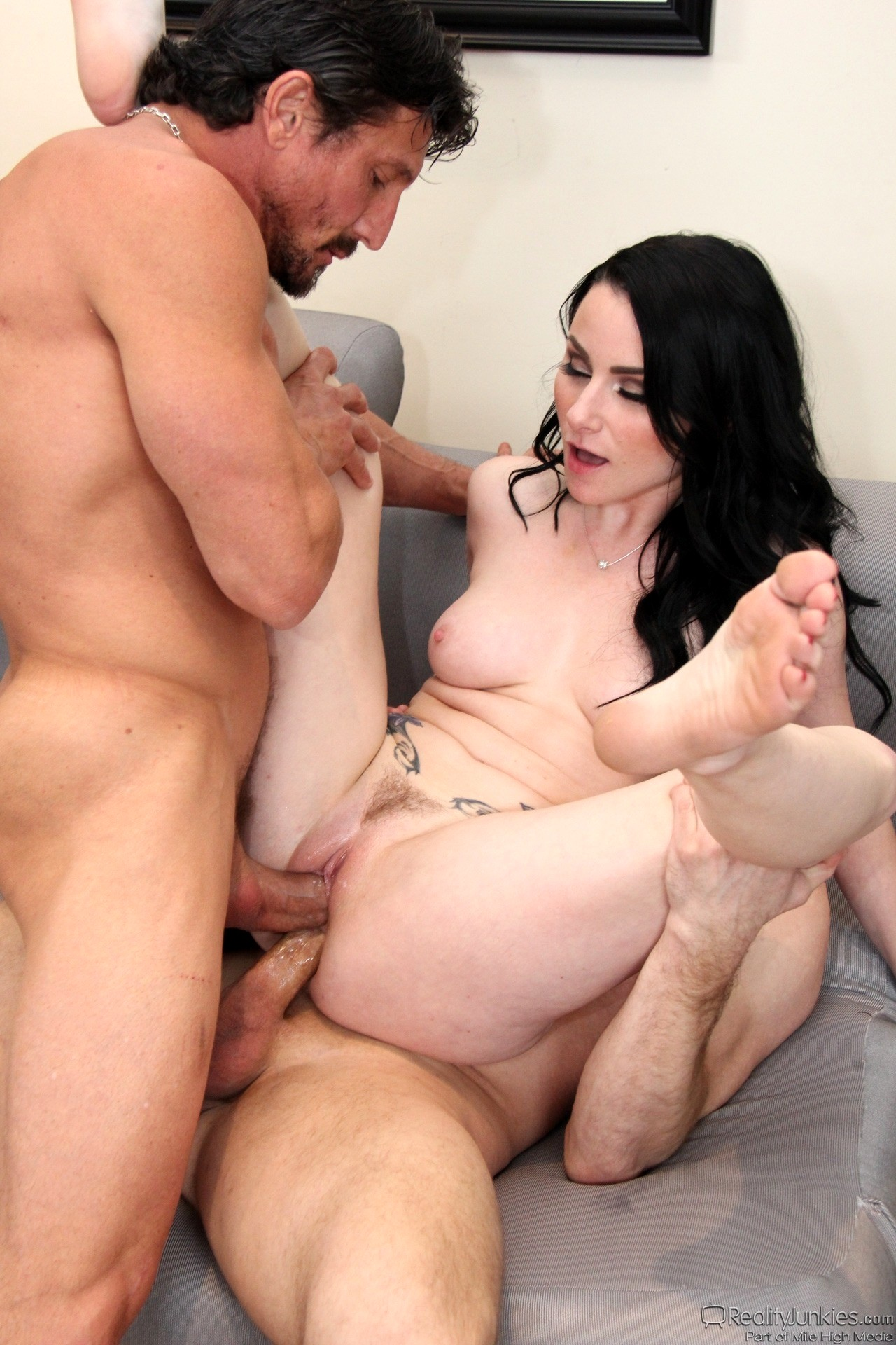 Babe Today Reality Junkies Veruca James Gorgeous Double -1377