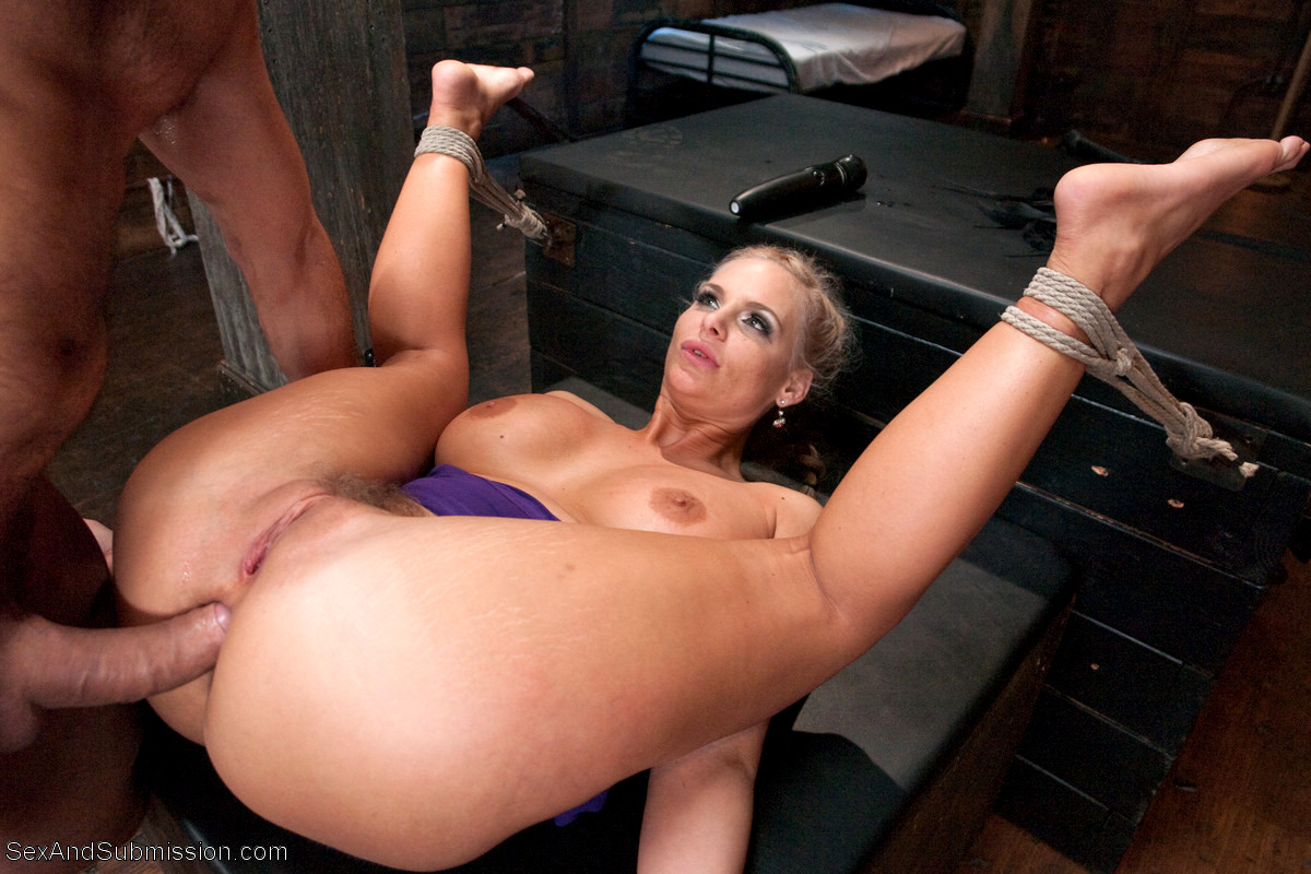 Not bondage milf videos