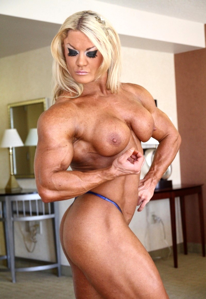 Babe Today She Muscle Gym Lisa Cross Classic Female -5731