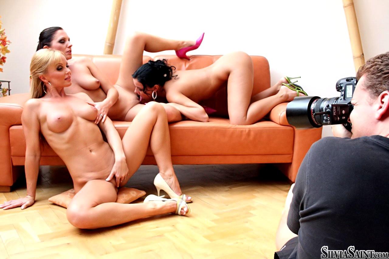 За кулисами русское порно 9