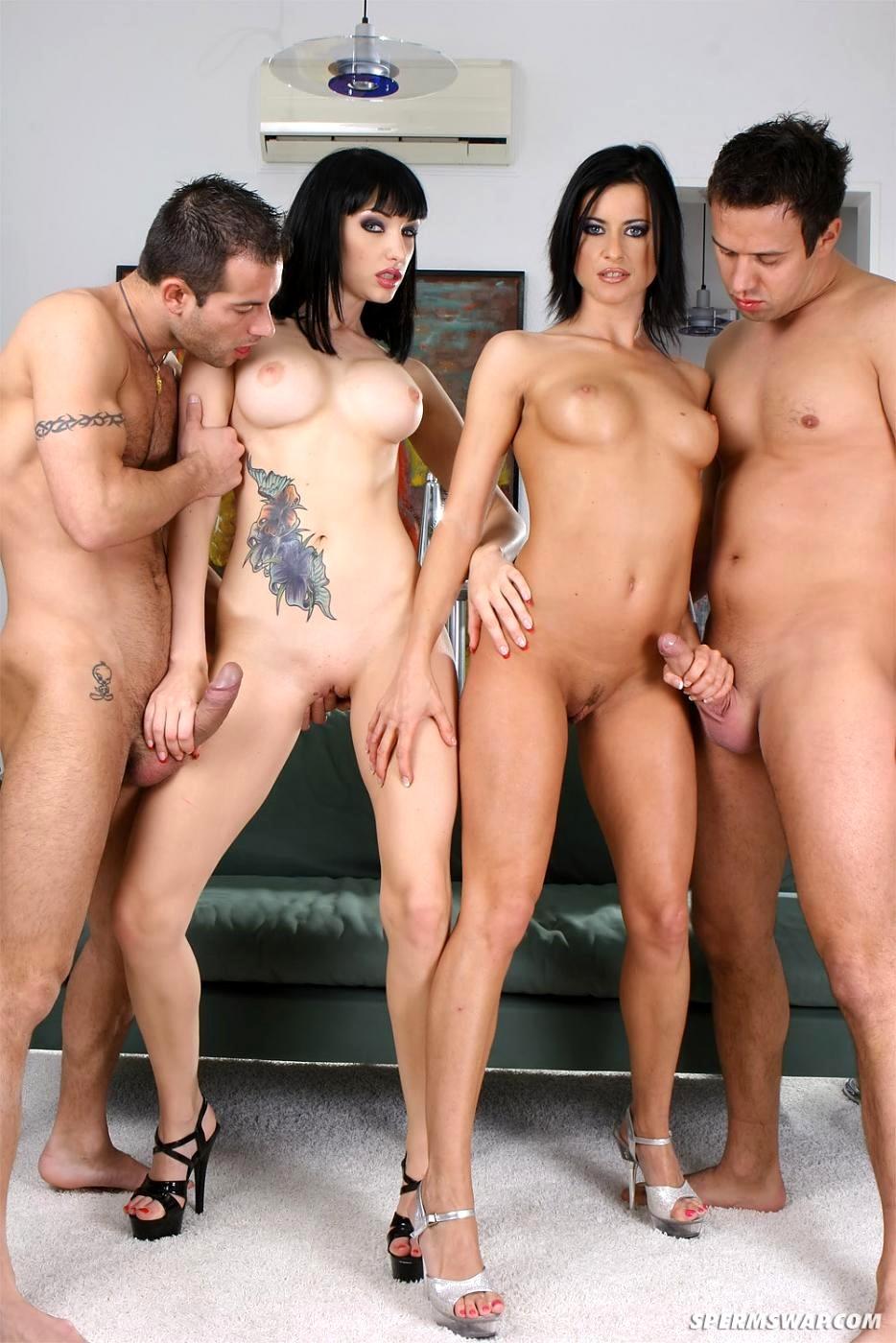 Babe Today Sperm Swap Cecilia Vega Sofia Valentine -3067