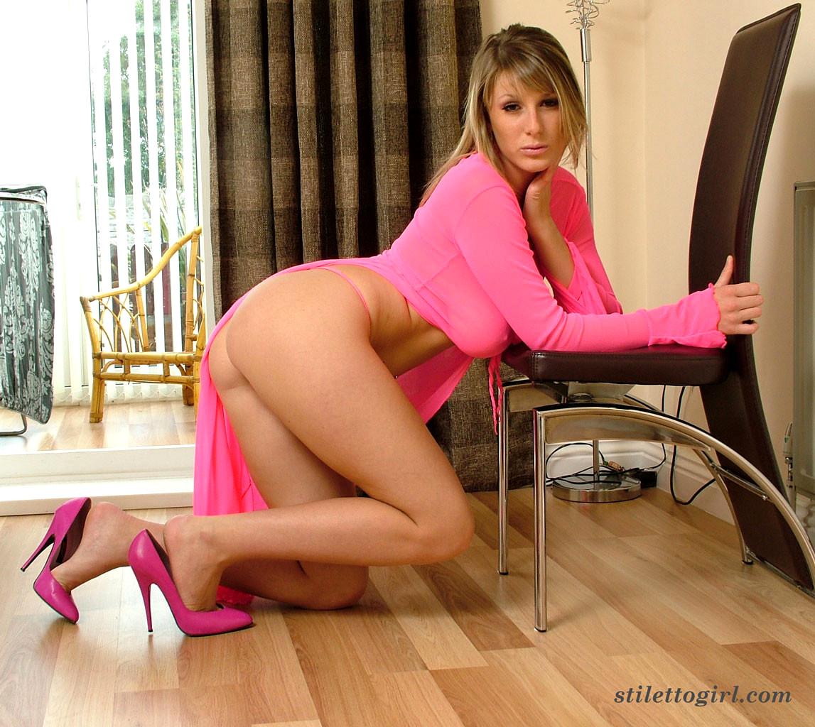 Babe Today Stiletto Girl Demi Scott Premier Heels Style -8578