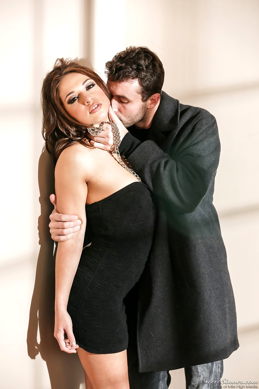 Babe Today Sweet Sinner James Deen Sara Luvv Naked Clothed -6766