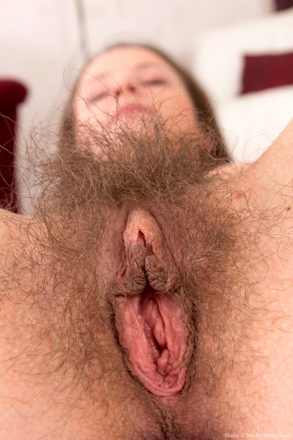 Unbelievable hairy pussy, my wife fuck black men