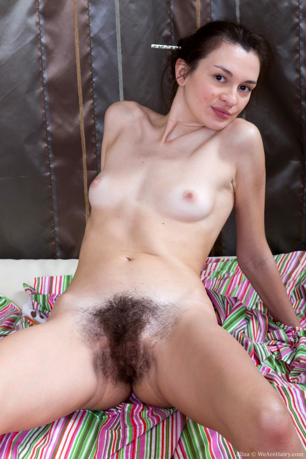 Barely legal hairy nude — 8