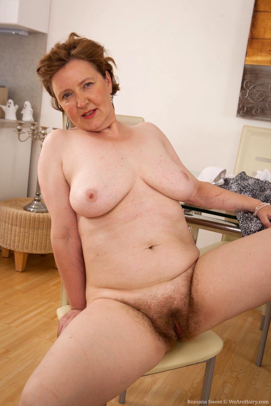Hairy empire mature women — 14