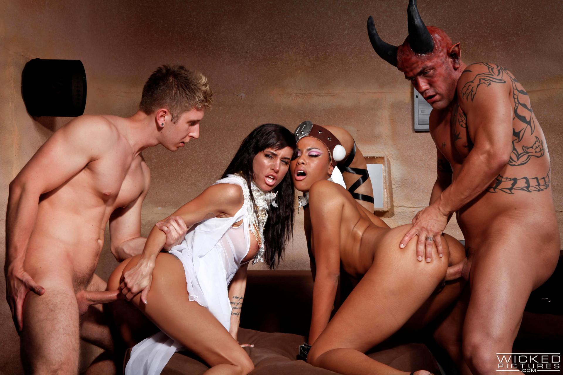 Порно онлайн пародии — photo 4